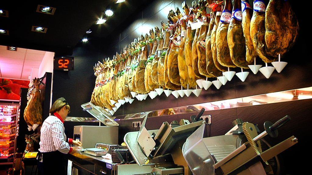 Condis Supermercats - Jamon origen