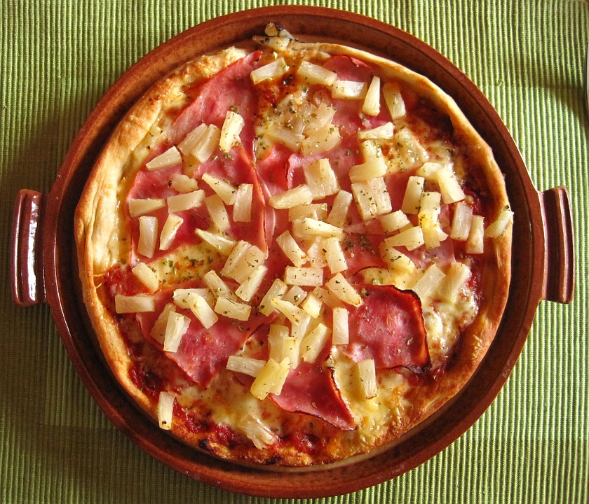Condislife pizza hawaiana