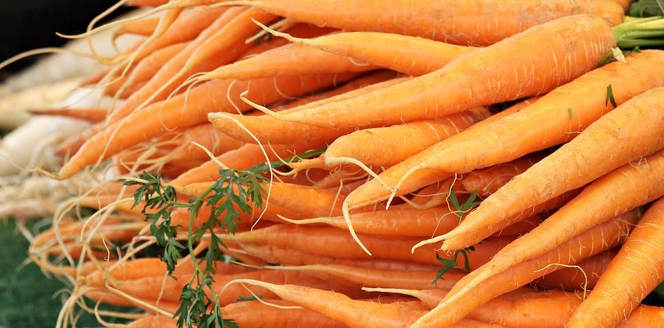 CondisLife Alimentos Quemaduras Zanahoria