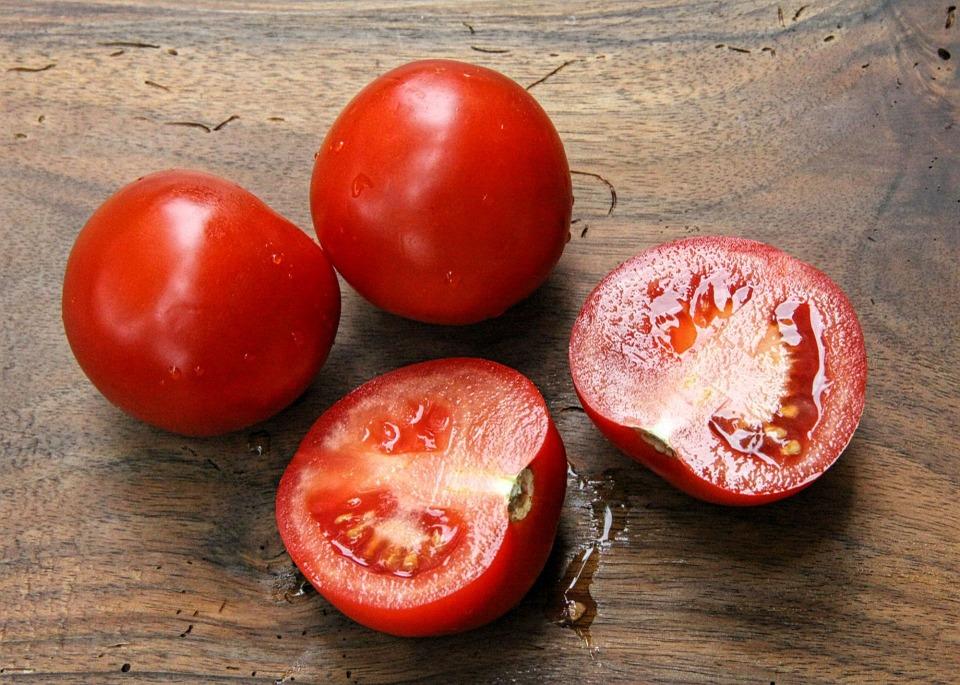 CondisLife Alimentos Quemaduras Tomate