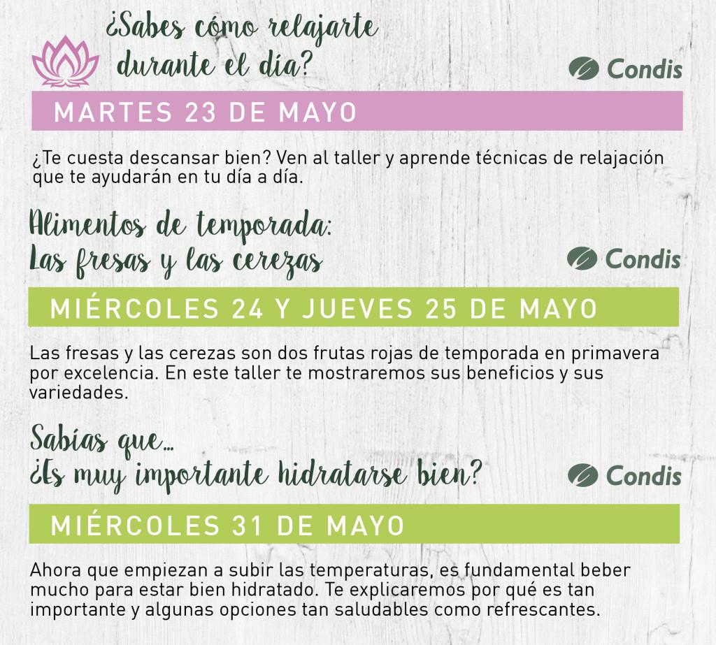 talleres mayo 3