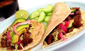 Condislife velada mexicana tacos burritos fajitas