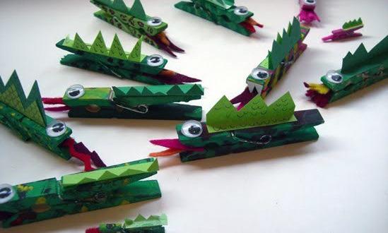 dragon-con-pinzas-de-la-ropa