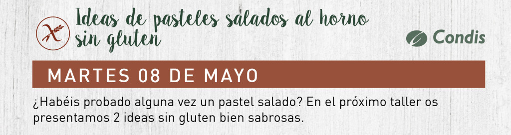 sin gluten mayo cast