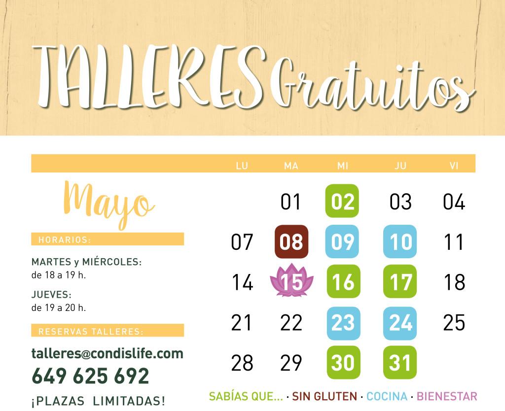 talleres mayo 1