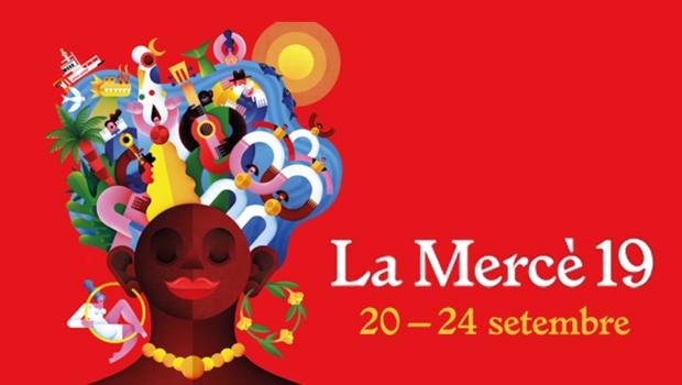Cartell de La Mercè 2019