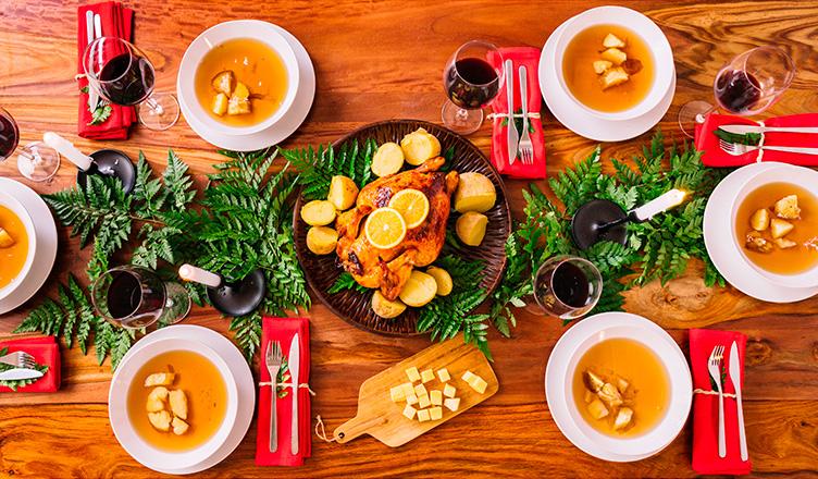 Navidad recetas originales