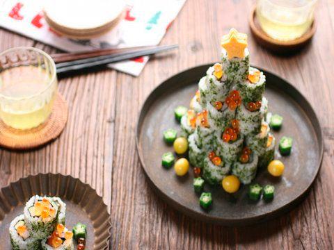 aveto sushi navidad original
