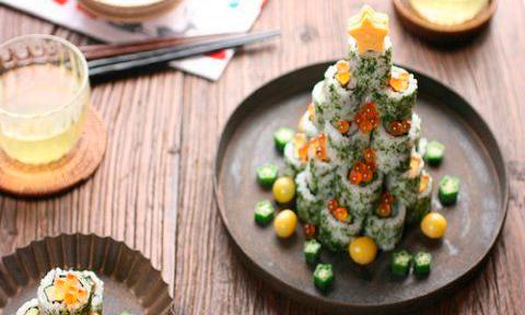 imagen-destacada_abeto_sushi_navidad