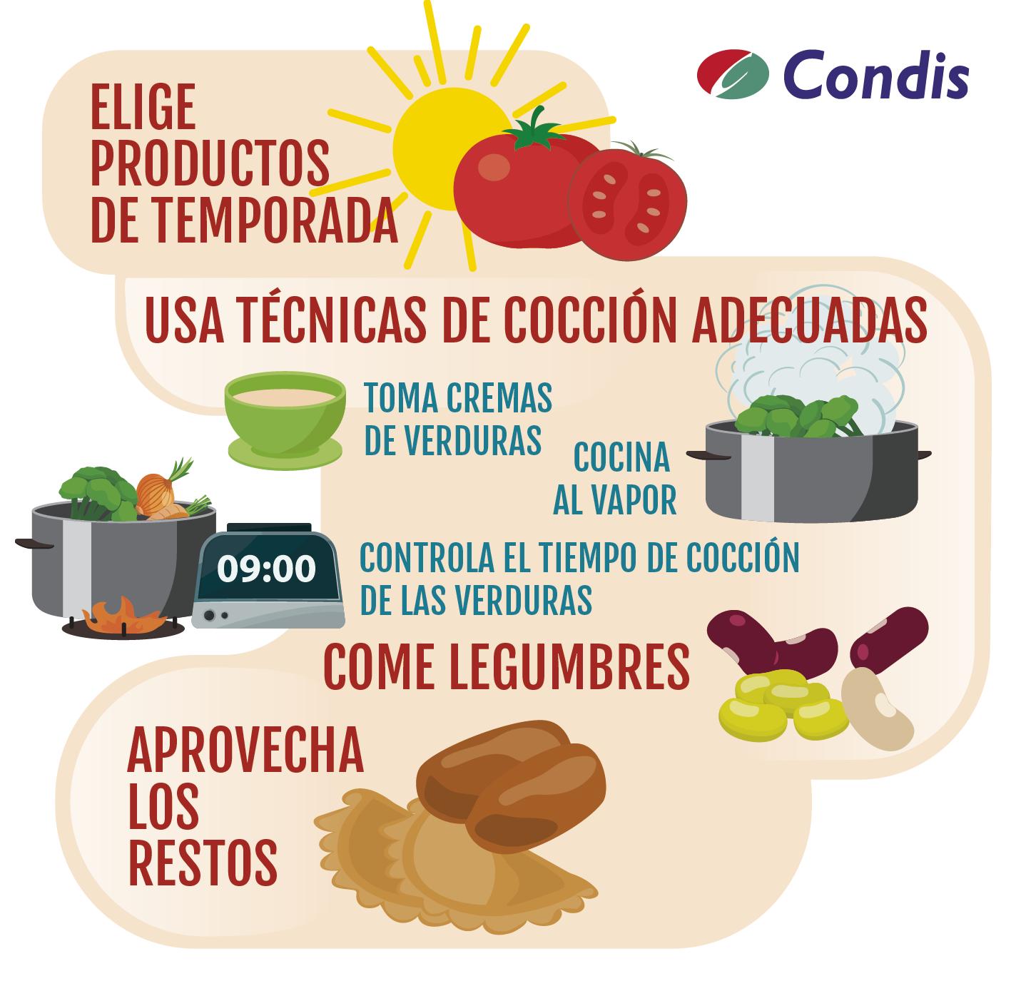 Alimentos sanos y baratos para cumplir con los propósitos de año nuevo