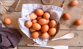 huevos corral Condis