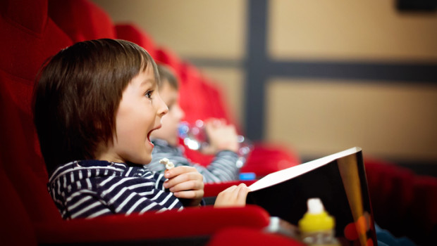 estrenos de cine con los peques