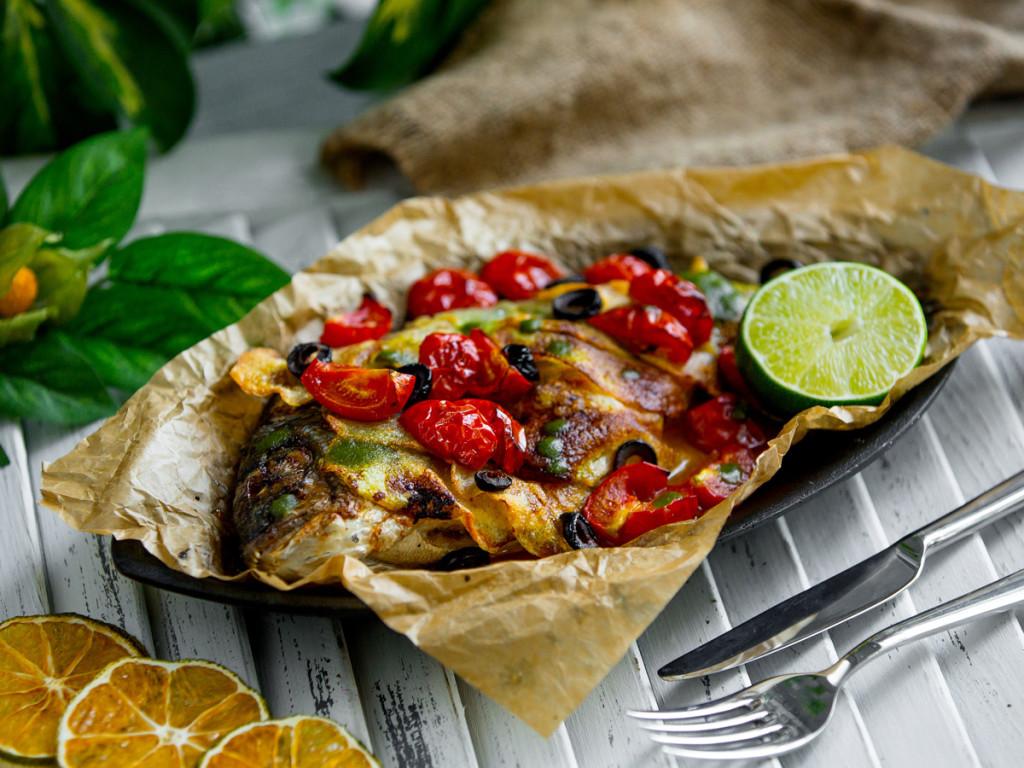 pescado al horno mejora la salud