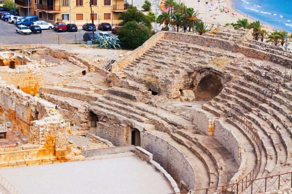 Tarragona_Amfiteatre_Mar