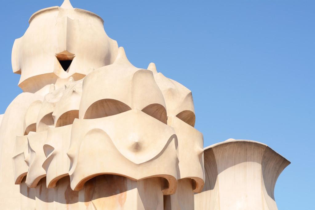 Barcelona_Gaudí_Plans