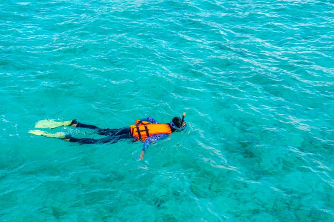 Buceo_Snorkel_Playa