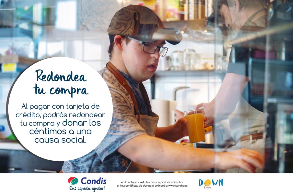 Redondeo Solidario