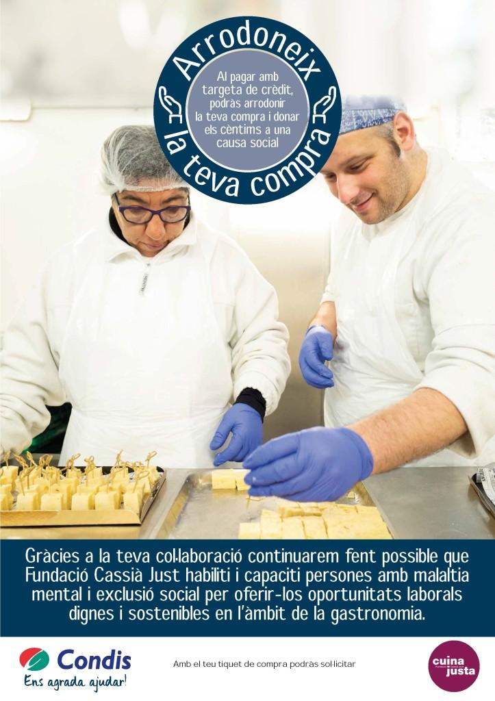Redondeo_Solidario_Gastronomía