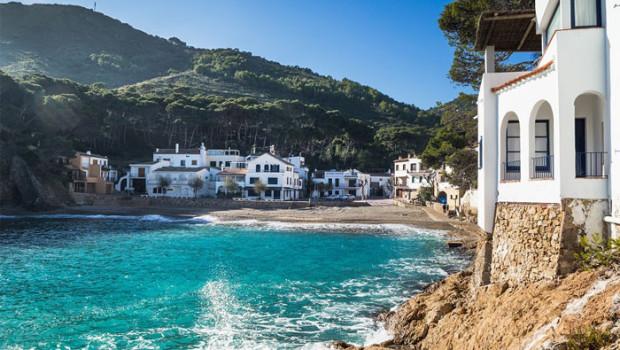 Las playas más bonitas de la costa catalana